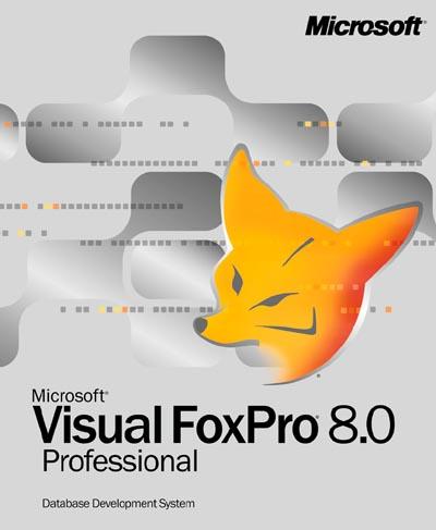 Microsoft Visual FoxPro 8